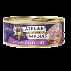 Pate cu ficat de curcan Atelier de pate Medias 120g