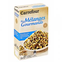 Mix grau spelt si leguminoase Carrefour 2x200g