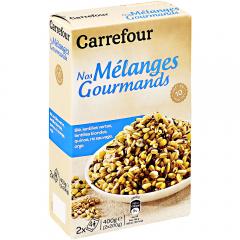 Mix grau, linte si quinoa Carrefour 2x200g
