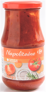 Sos napolitan Carrefour 420g