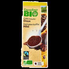 Cafea ecologica macinata Carrefour 250g