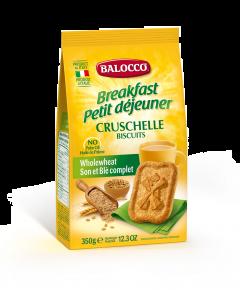 Biscuiti cu faina integrala Balocco 350g