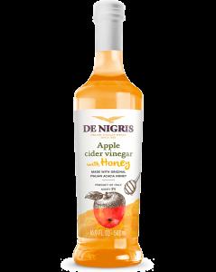 Otet din cidru de mere cu miere De Nigris 500ml