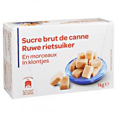 Zahar brut cuburi Blanc 1kg