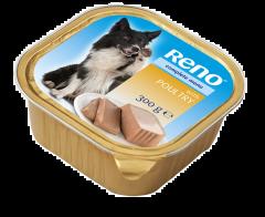 Hrana umeda cu pasare pentru caini Reno 300g