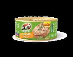 Pasta vegetal tartinabila cu susan Mandy 120g