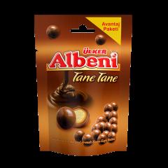 Biscuiti cu crema caramel glazurati cu ciocolata lapte Albeni 67g