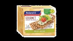 Paine crocanta gourmet din ovaz fara glutem Roland 230g