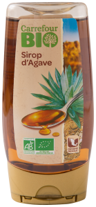 Sirop D'Agave Carrefour BIO 250ml