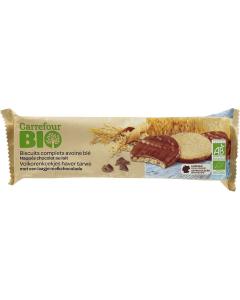 Biscuiti cu ovaz de grau Carrefour Bio 200g