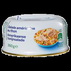 Salata americana cu ton Carrefour 250g