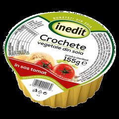Crochete vegetale in sos tomat Inedit 155g