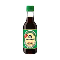 Sos de soia putin sarat Kikkoman 250ml