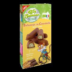 Batonase ecologice  Ciocolata cu lapte Bio Junior 125g