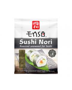 Alge de mare pentru sushi Nori Enso 11g