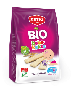 Biscuiti copii 180g Detki Bio