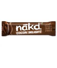 Baton raw began cu cacao Nakd 35g