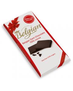 Ciocolata fara zahar Belgian 100g