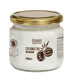 Ulei de cocos Bio Dragon Superfoods 300ml