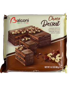 Tort Choco Dessert Balconi 400g