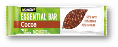 Baton vegan cu cacao Isostar Essential 35g