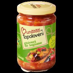 Ghiveci de legume Bunatati de Topoloveni 540g