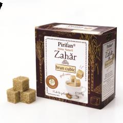 Zahar brun cuburi Pirifan 500g