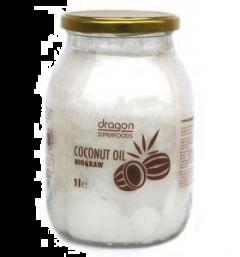 Ulei de cocos ecologic 1l Dragon Superfoods
