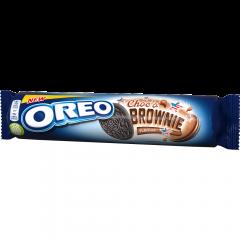 Biscuiti cu crema de cacao Oreo 154g