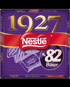 Ciocolata amaruie cu 82% cacao Nestle 1927 65g