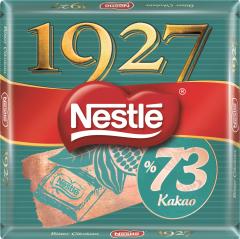 Ciocolata amaruie cu 73% cacao Nestle 1927 65g