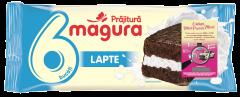 Prajitura cu crema de lapte Magura 6x35g