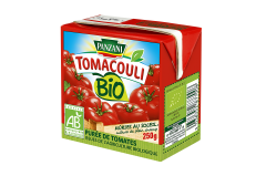 Sos ecologic tomacouli Panzani 250g