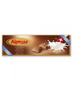 Ciocolata cu lapte Alprose 300g