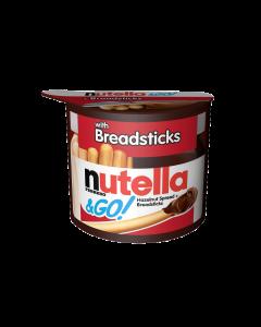 Crema de alune de padure Nutella&Go 52g