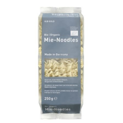 Paste Mie-Noodles Bio Alb-Gold 250g