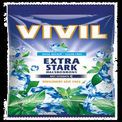 Drops cu aroma de menta Vivil 60g