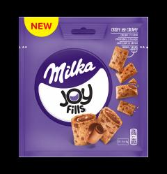 Pernite cu crema de ciocolata Milka 90g