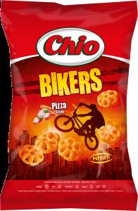 Pufuleti cu pizza Bikers Chio 80g