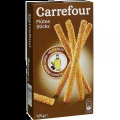 Grisine cu susan Carrefour 125g