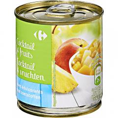 Cocktail cu 4 fructe Carrefour 212ml