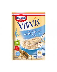 Mix pentru gustare de ovaz clasic Vitalis 50g