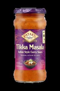 Sos Tikka Masala curry indian Patak's 350g