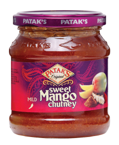 Sos indian mango chutney Blue Dragon 340g