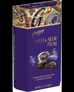 Prune in ciocolata Goplana 190g