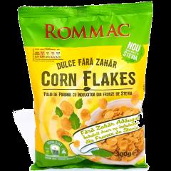 Cereale cu stevia Rommac 300g