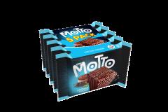 Napolitane cu crema de cacao My Motto 5x34g