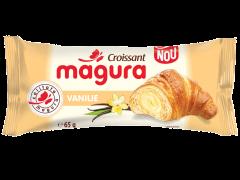 Croissant cu umplutura cu crema de vanilie Magura 65g