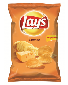 Chips cu gust de branza Lay's 70g