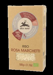 Orez Rosamarcheti bio Alce Nero 500g
